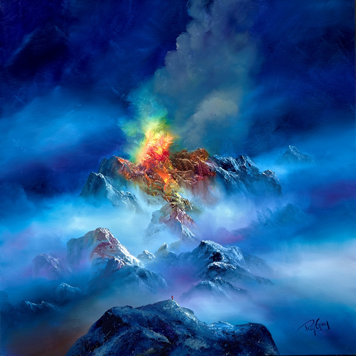 Fire in the Mountains V